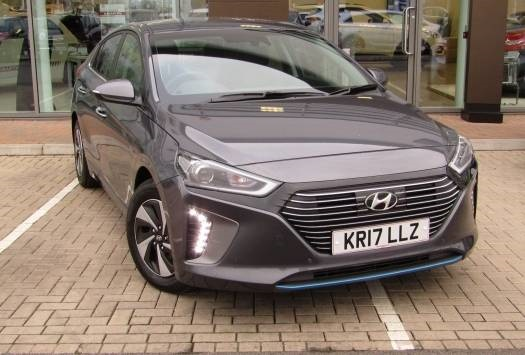 Large image for the Used Hyundai Ioniq