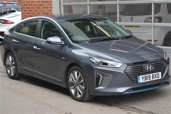 Large image for the Used Hyundai Ioniq
