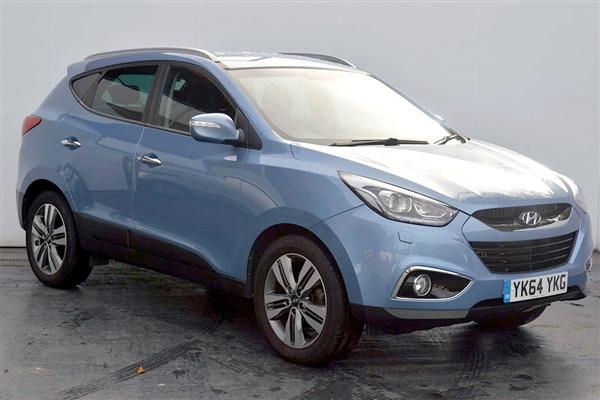 Large image for the Used Hyundai Ix35
