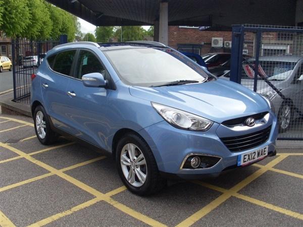 Hyundai Ix35 £9,325 - £12,490
