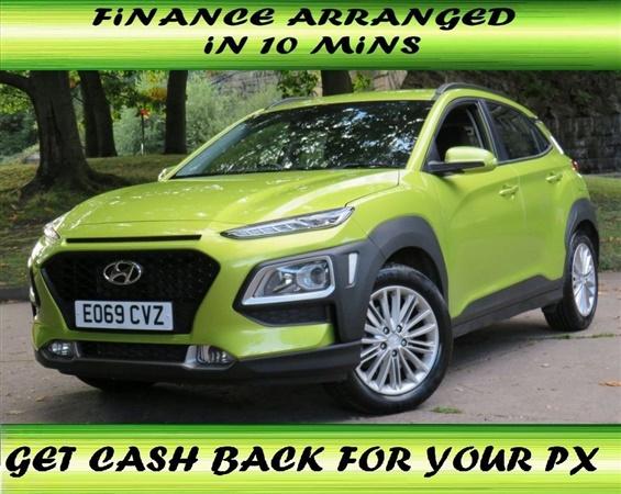 Hyundai Kona £29,326 - £37,995