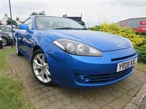 Large image for the Used Hyundai S-COUPE