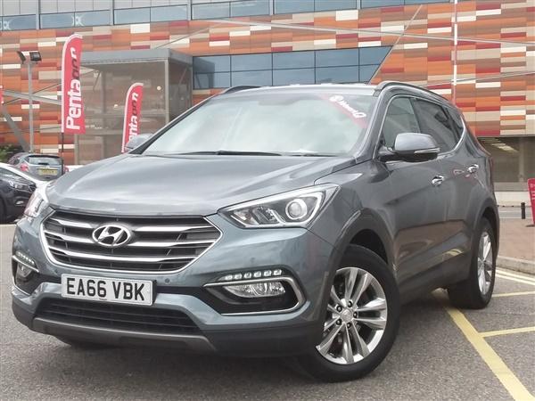 Large image for the Hyundai Santa FE