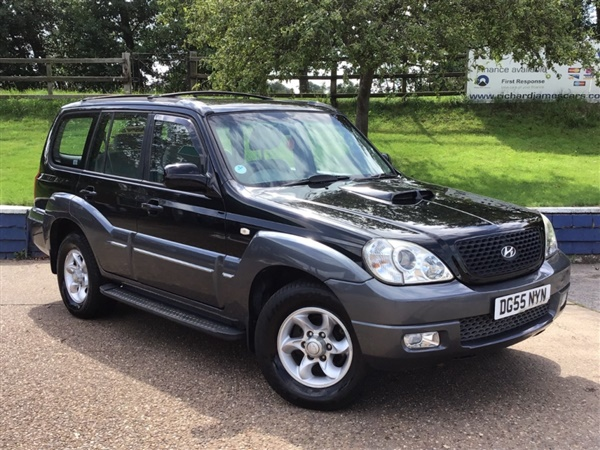 Large image for the Used Hyundai Terracan