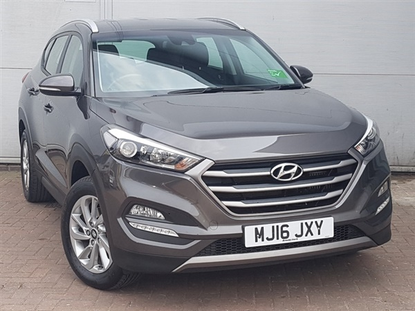 Large image for the Hyundai Tucson