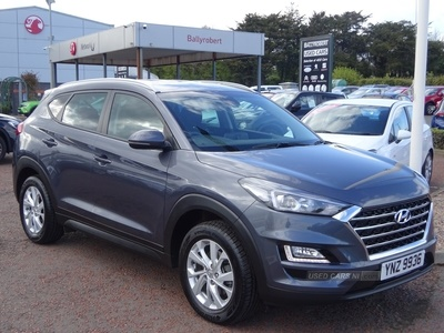 Hyundai Tucson £22,919 - £33,630