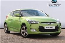 Used Hyundai Veloster