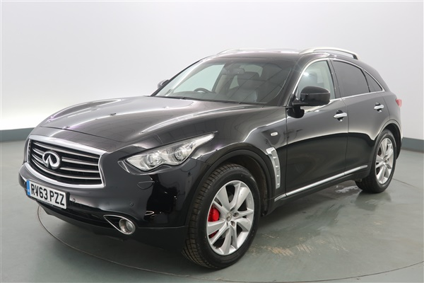 Large image for the Infiniti FX