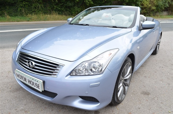 Large image for the Infiniti G37
