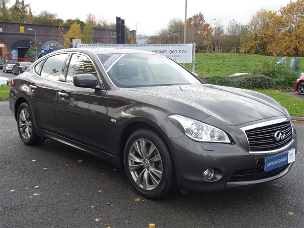 Large image for the Infiniti M