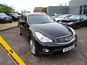 Large image for the Used Infiniti QX50