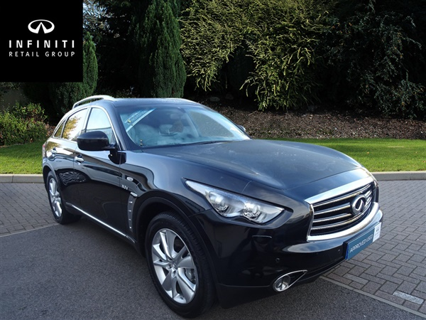 Large image for the Used Infiniti QX70