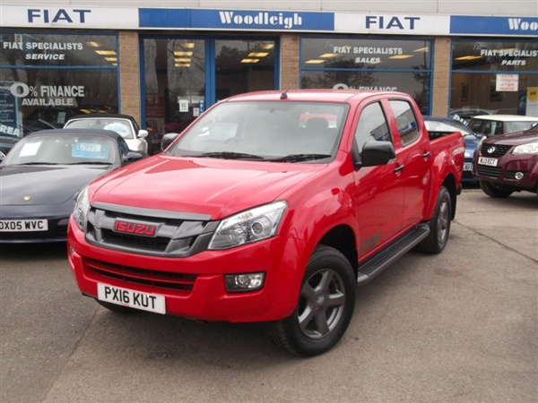 Large image for the Used Isuzu D-Max