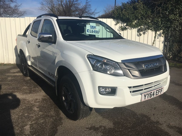 Large image for the Isuzu D-Max