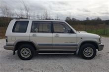 Used Isuzu Trooper