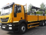 Used Iveco Stralis