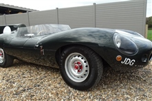 Used Jaguar D-Type