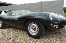 Used Jaguar D-Type