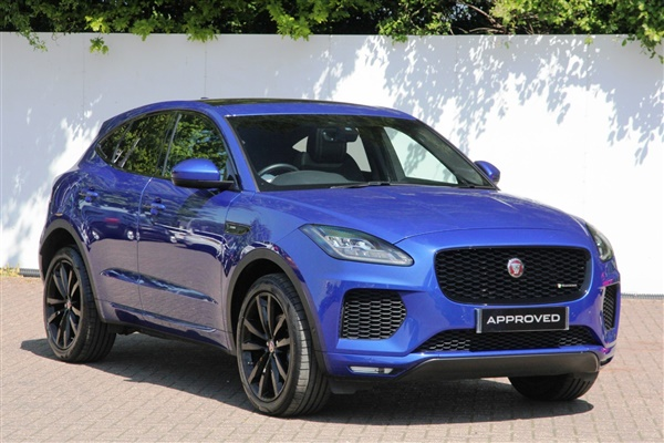 Large image for the Used Jaguar E-Pace