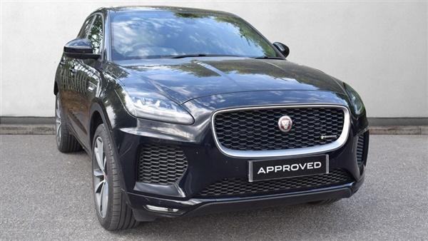Large image for the Jaguar E-Pace