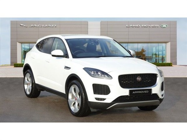 Large image for the Used Jaguar E Pace