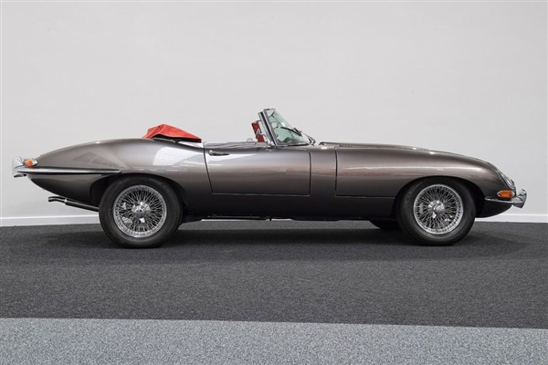 E Type car for sale