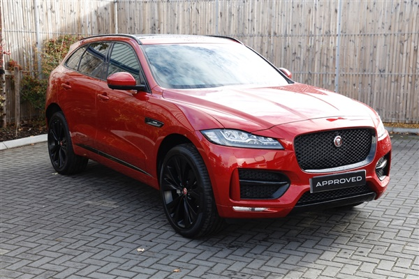 Large image for the Jaguar F-Pace