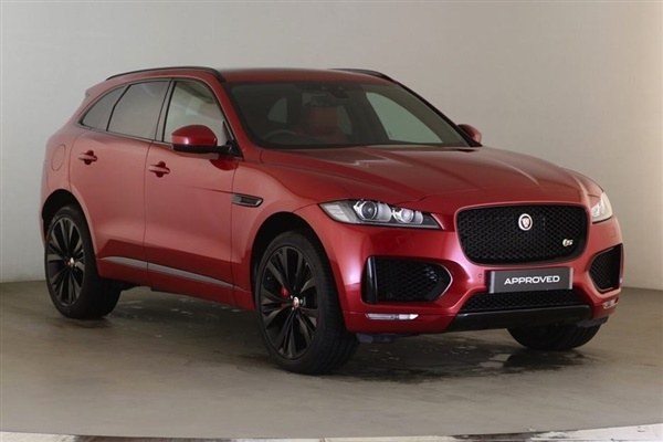 Large image for the Used Jaguar F-Pace