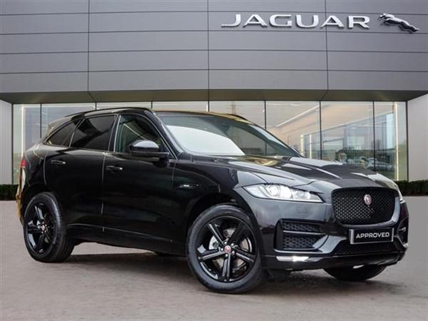 Large image for the Jaguar F-Pace
