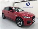 Used Jaguar F-Pace