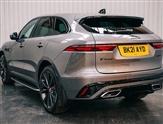 Used Jaguar F Pace