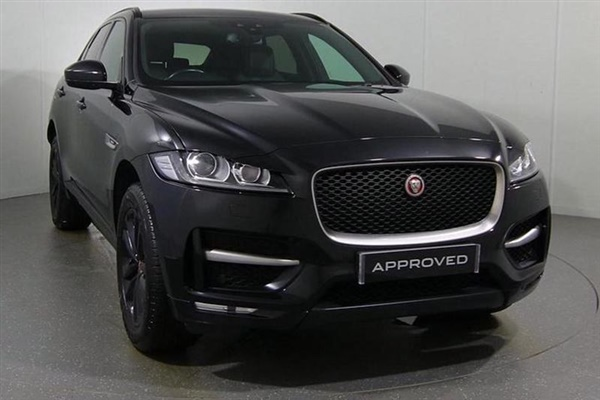 Large image for the Used Jaguar F Pace