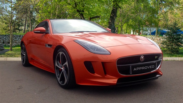 Large image for the Jaguar F-Type