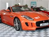 Used Jaguar F-Type