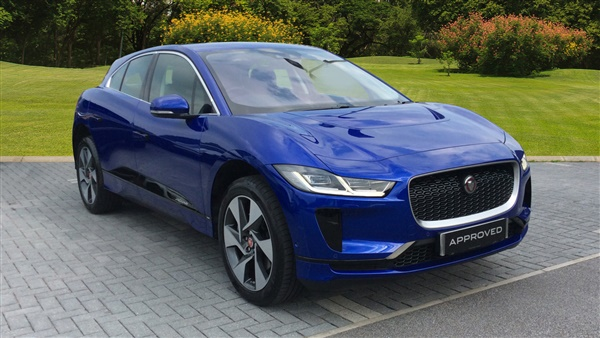 Large image for the Jaguar I-Pace
