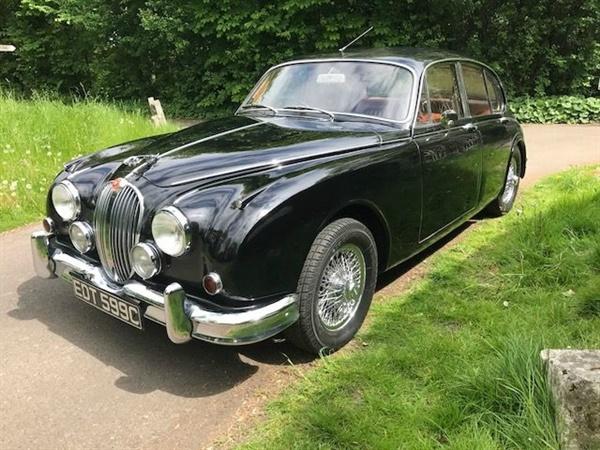 Large image for the Used Jaguar MK 2