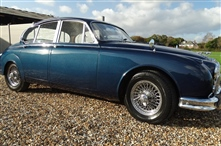 Used Jaguar Mark II