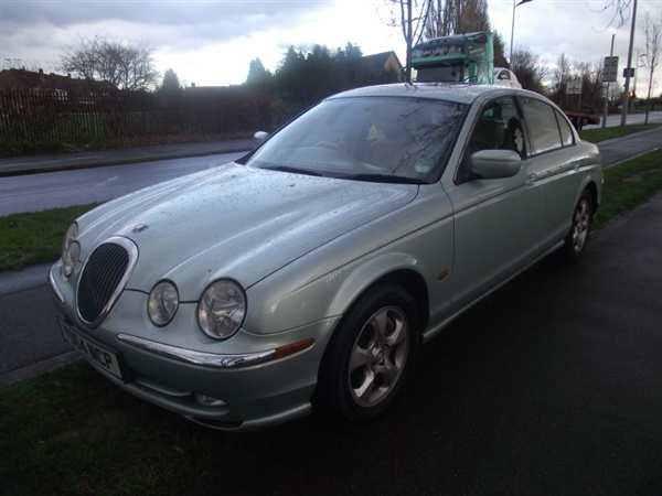 Large image for the Jaguar S-Type
