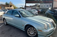 Used Jaguar S-Type