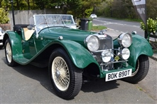 Used Jaguar SS
