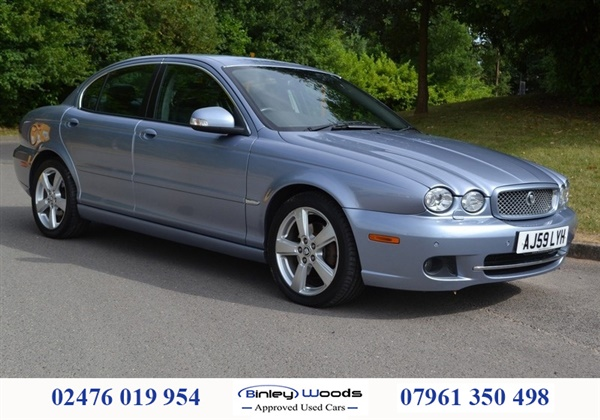 Large image for the Jaguar X-Type