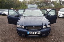 Used Jaguar X-Type