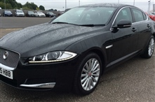 Used Jaguar XF