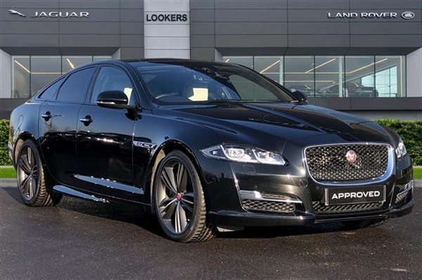 Large image for the Jaguar XJ Series
