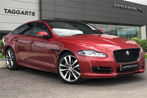 Large image for the Used Jaguar XJ Series