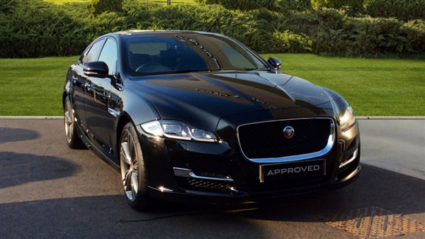 Large image for the Jaguar XJ Series