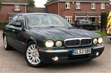 Jaguar XJ Series