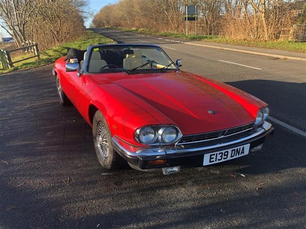 Large image for the Jaguar XJS