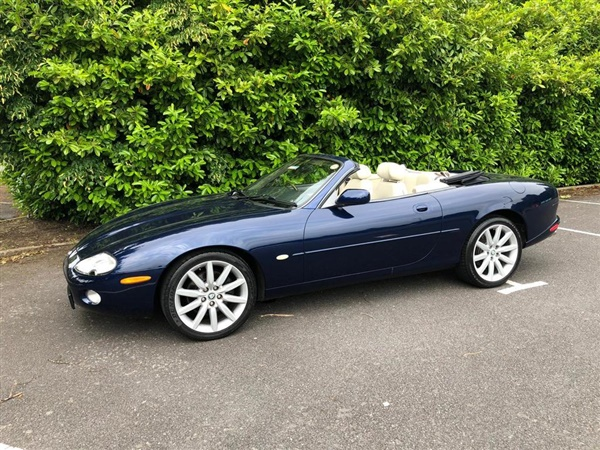 Large image for the Used Jaguar XK8