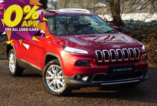 Large image for the Used Jeep Cherokee
